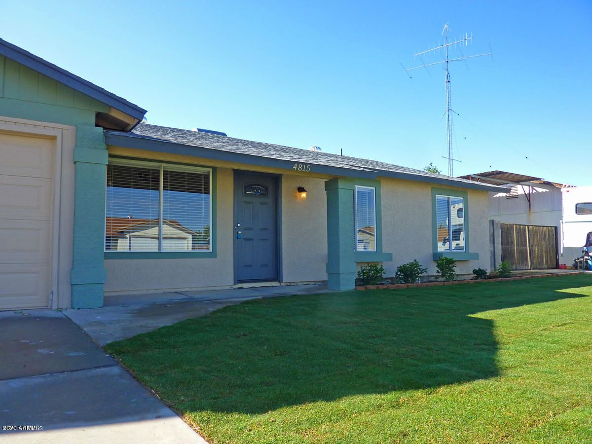 Photo of 4815 W MICHIGAN Avenue, Glendale, AZ 85308 (MLS # 6200879)