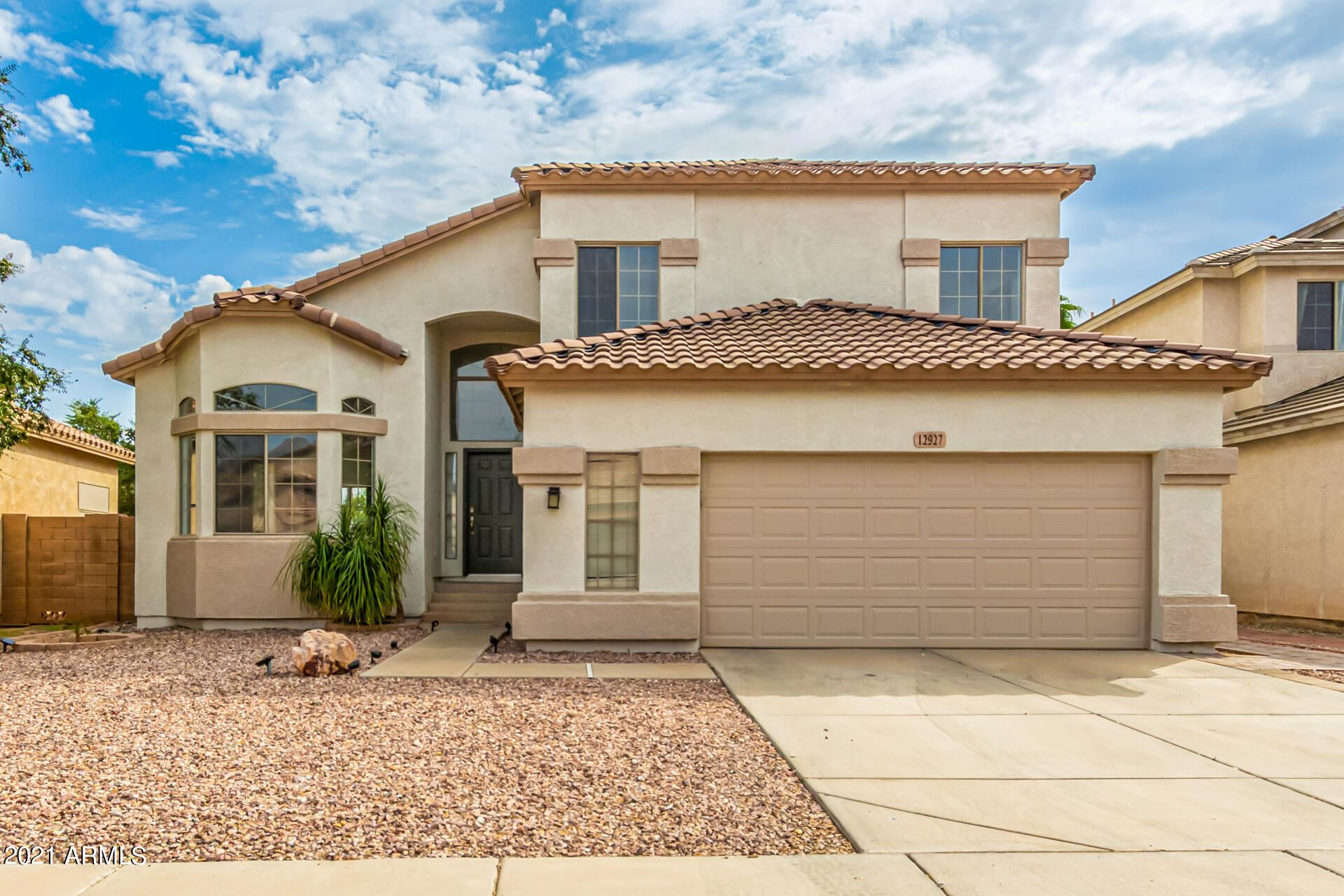 Photo of 12927 W SOLEDAD Street, El Mirage, AZ 85335 (MLS # 6294879)