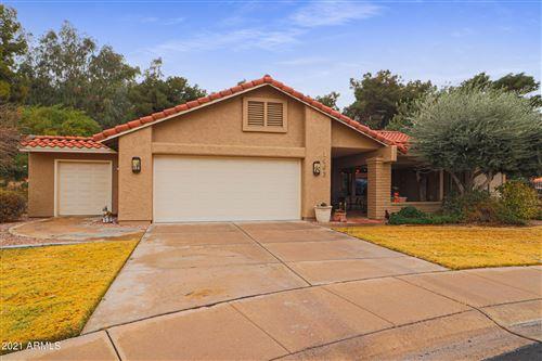 Photo of 1403 LEISURE WORLD --, Mesa, AZ 85206 (MLS # 6185880)
