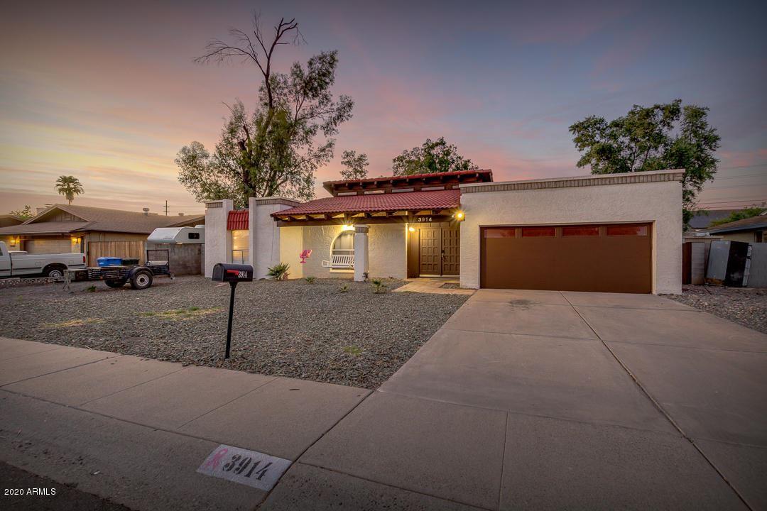 3914 W RUE DE LAMOUR Avenue, Phoenix, AZ 85029 - MLS#: 6113880