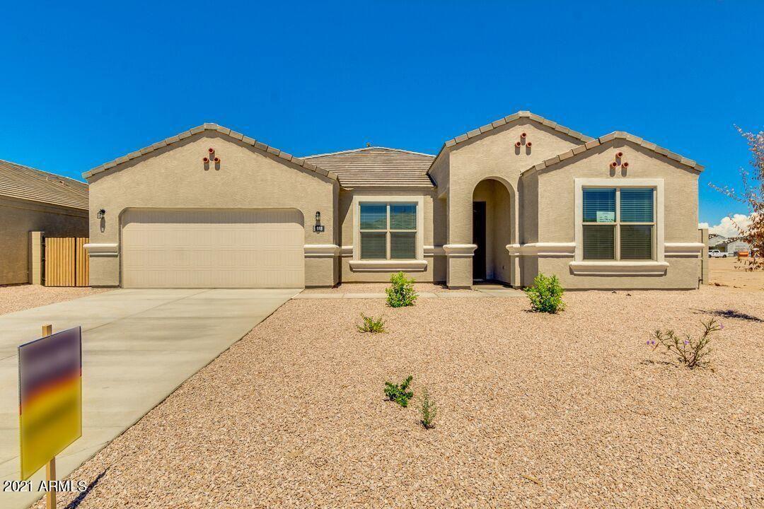 Photo for 17028 N PALO VERDE Street, Maricopa, AZ 85138 (MLS # 6228880)