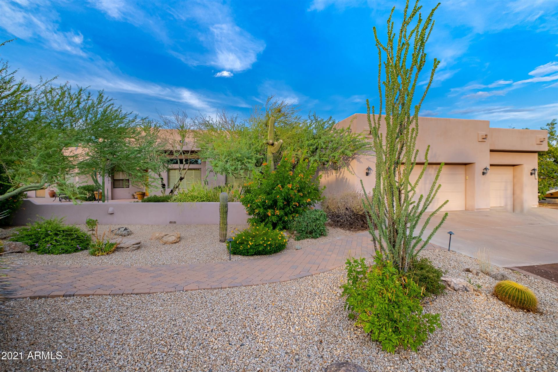 Photo of 14230 E Gloria Lane, Scottsdale, AZ 85262 (MLS # 6256880)