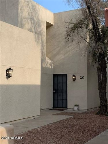 Photo of 16041 N 31 Street #20, Phoenix, AZ 85032 (MLS # 6268881)