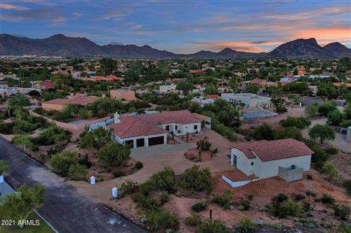 Photo of 9611 N 121ST Street, Scottsdale, AZ 85259 (MLS # 6309881)