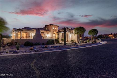 Photo of 4322 N MORNING DOVE Circle, Mesa, AZ 85207 (MLS # 6165882)