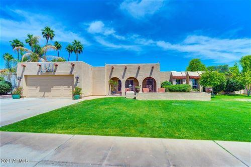 Photo of 8048 E DEL CRISTAL Drive, Scottsdale, AZ 85258 (MLS # 6231882)