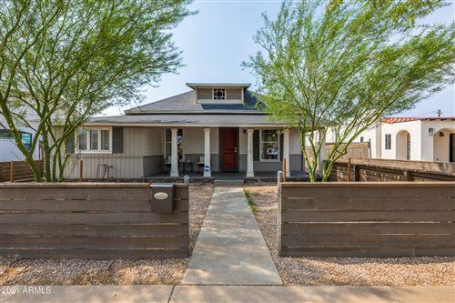 Photo of 1115 E FILLMORE Street, Phoenix, AZ 85006 (MLS # 6268882)