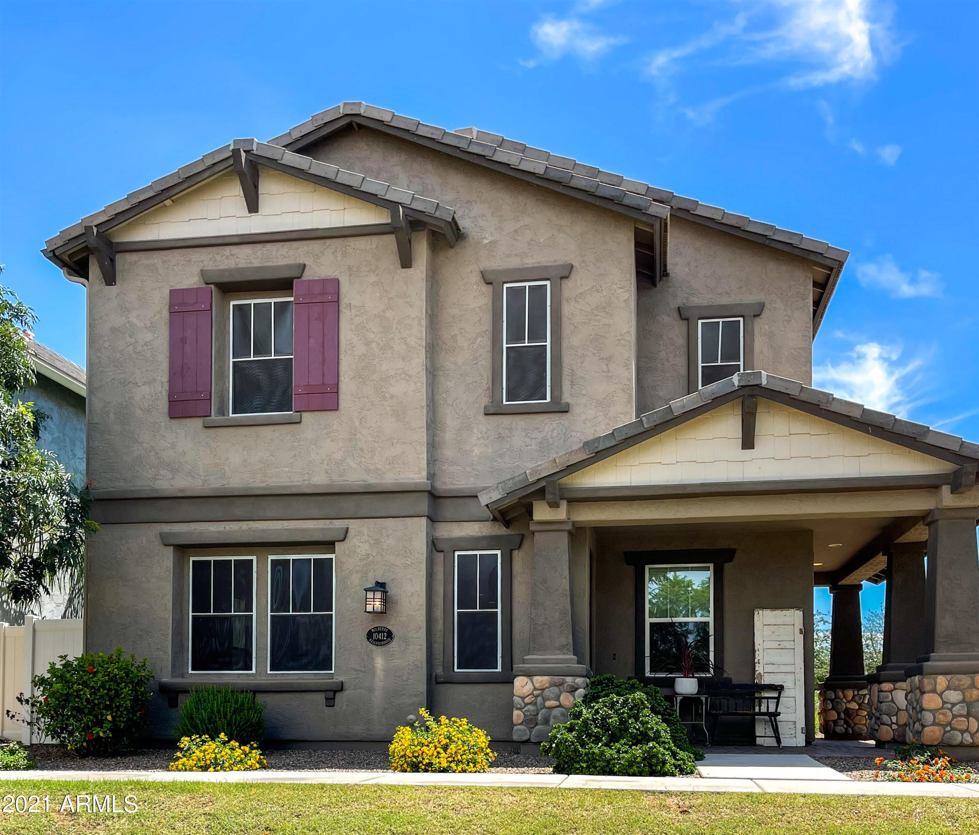 10412 E NOPAL Avenue, Mesa, AZ 85209 - MLS#: 6272882