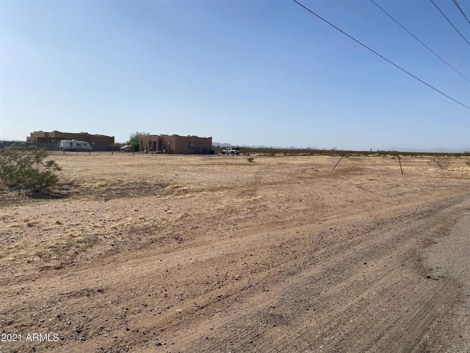 Photo of 25131 W PEAK VIEW Road, Wittmann, AZ 85361 (MLS # 6225883)