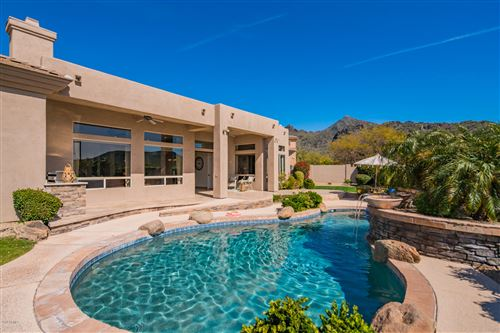 Photo of 10931 E BAHIA Drive, Scottsdale, AZ 85255 (MLS # 6002884)