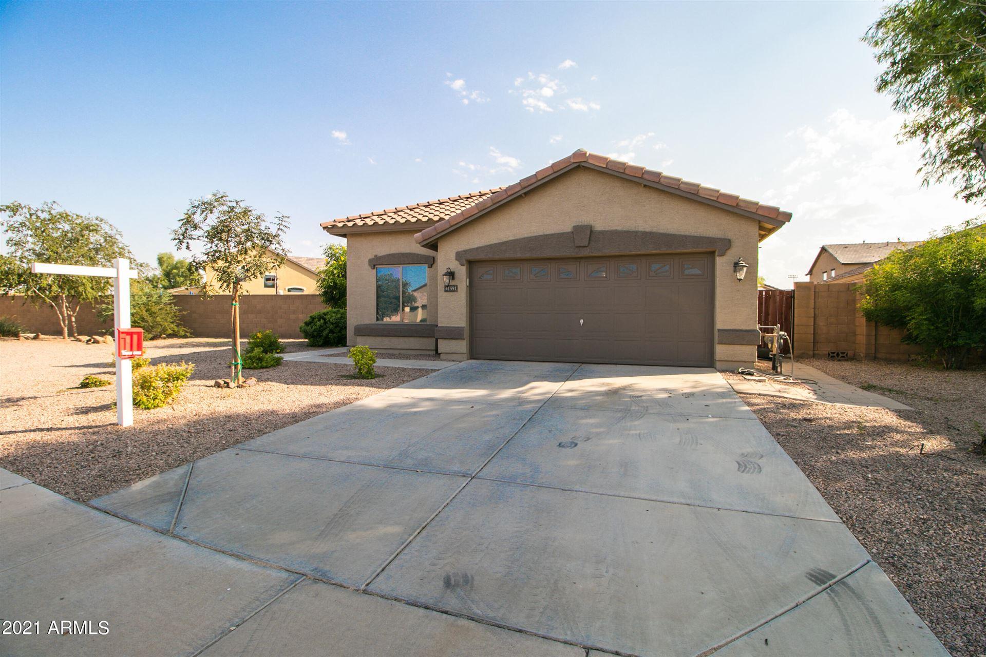 Photo for 41591 W CORVALIS Lane W, Maricopa, AZ 85138 (MLS # 6292884)