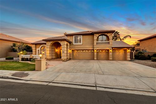 Photo of 1389 E CANYON Way, Chandler, AZ 85249 (MLS # 6181886)