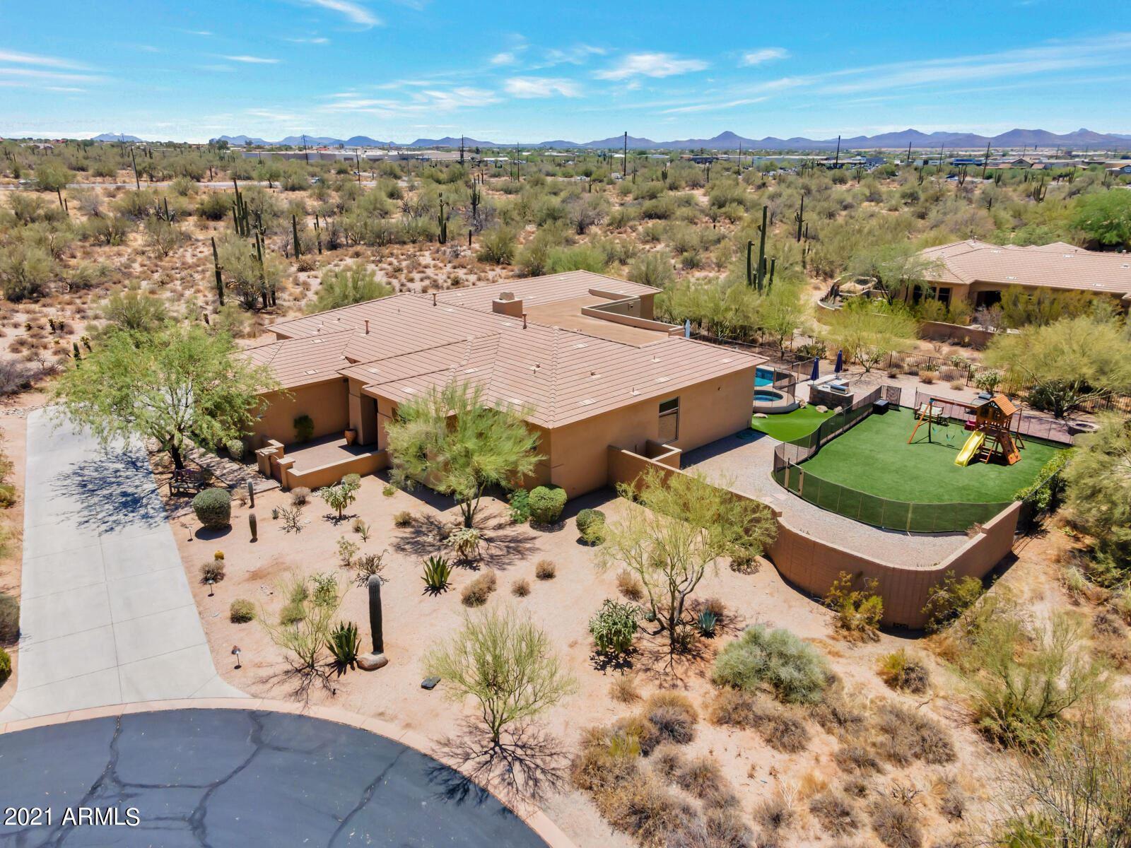 Photo of 34830 N DESERT WINDS Circle, Carefree, AZ 85377 (MLS # 6256886)