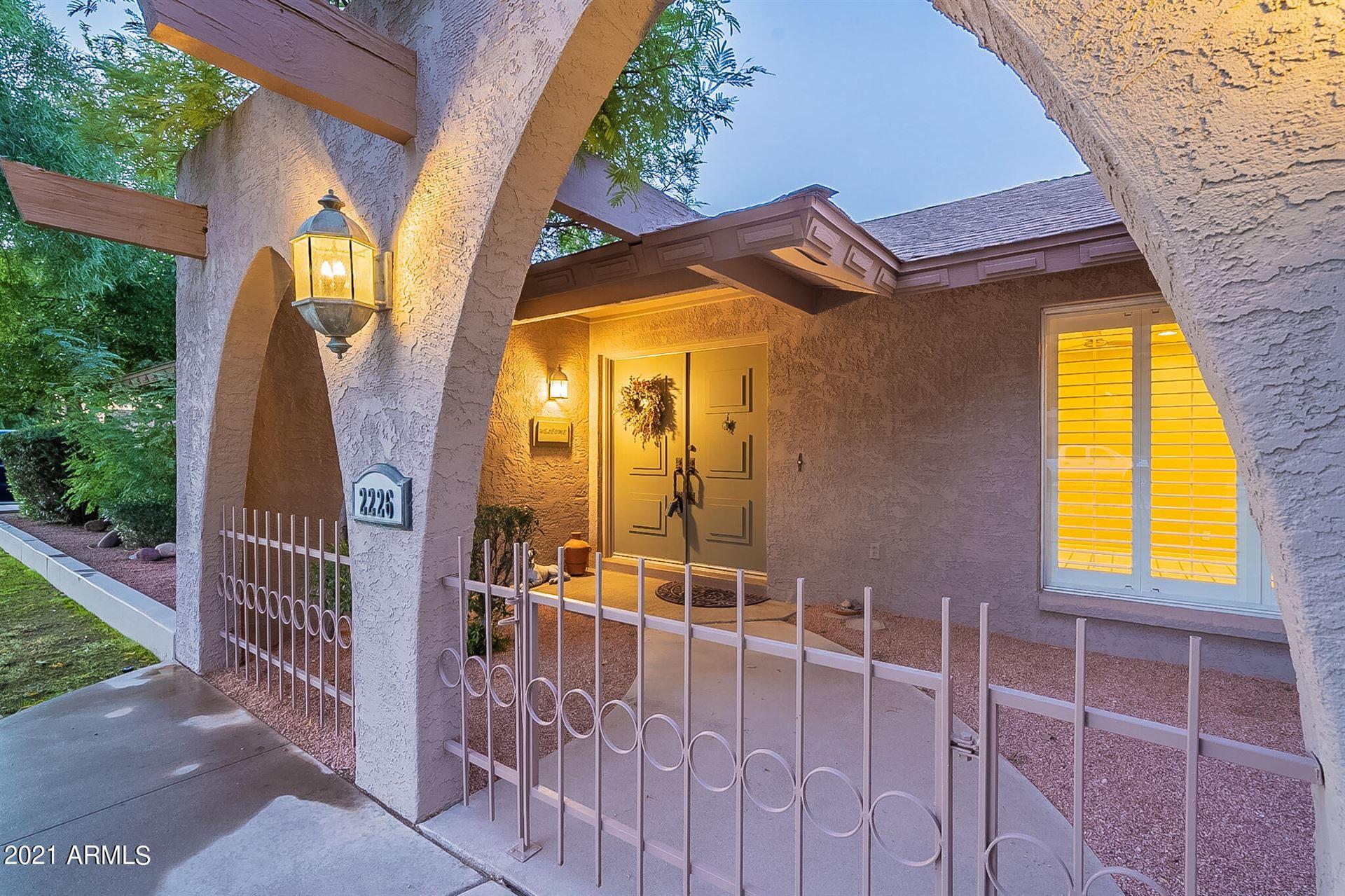 Photo of 2226 E Hale Street, Mesa, AZ 85213 (MLS # 6307887)