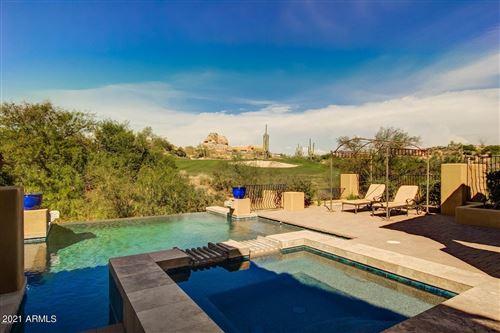Photo of 10452 E HORNED OWL Trail, Scottsdale, AZ 85262 (MLS # 5957888)