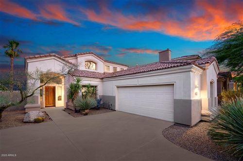 Photo of 11525 E Desert Willow Drive, Scottsdale, AZ 85255 (MLS # 6146888)
