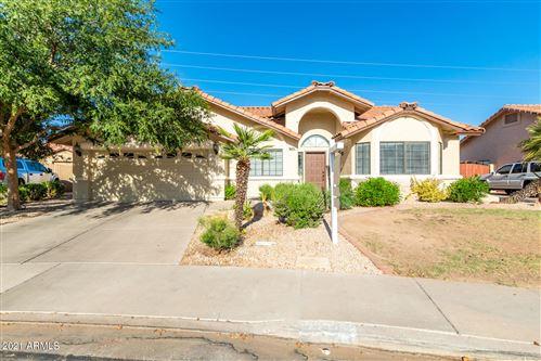 Photo of 1343 N DELMAR Street, Mesa, AZ 85203 (MLS # 6232888)