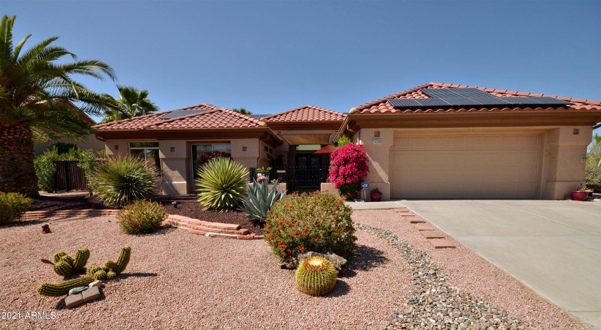 Photo of 14428 W BLACK GOLD Lane, Sun City West, AZ 85375 (MLS # 6231888)