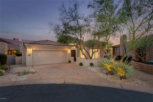 Photo of 24350 N WHISPERING RIDGE Way #32, Scottsdale, AZ 85255 (MLS # 6129889)