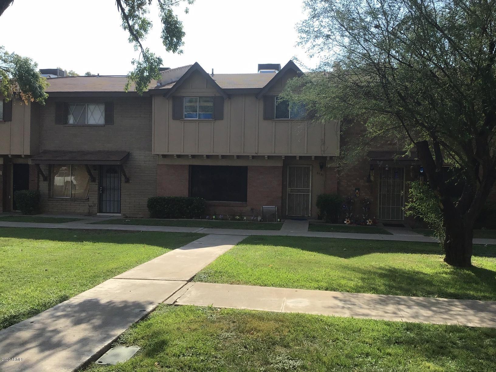 6731 N 44TH Avenue, Glendale, AZ 85301 - MLS#: 6133889