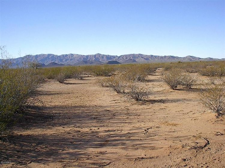 Photo of 0000 Rider Road, Aguila, AZ 85320 (MLS # 5540890)