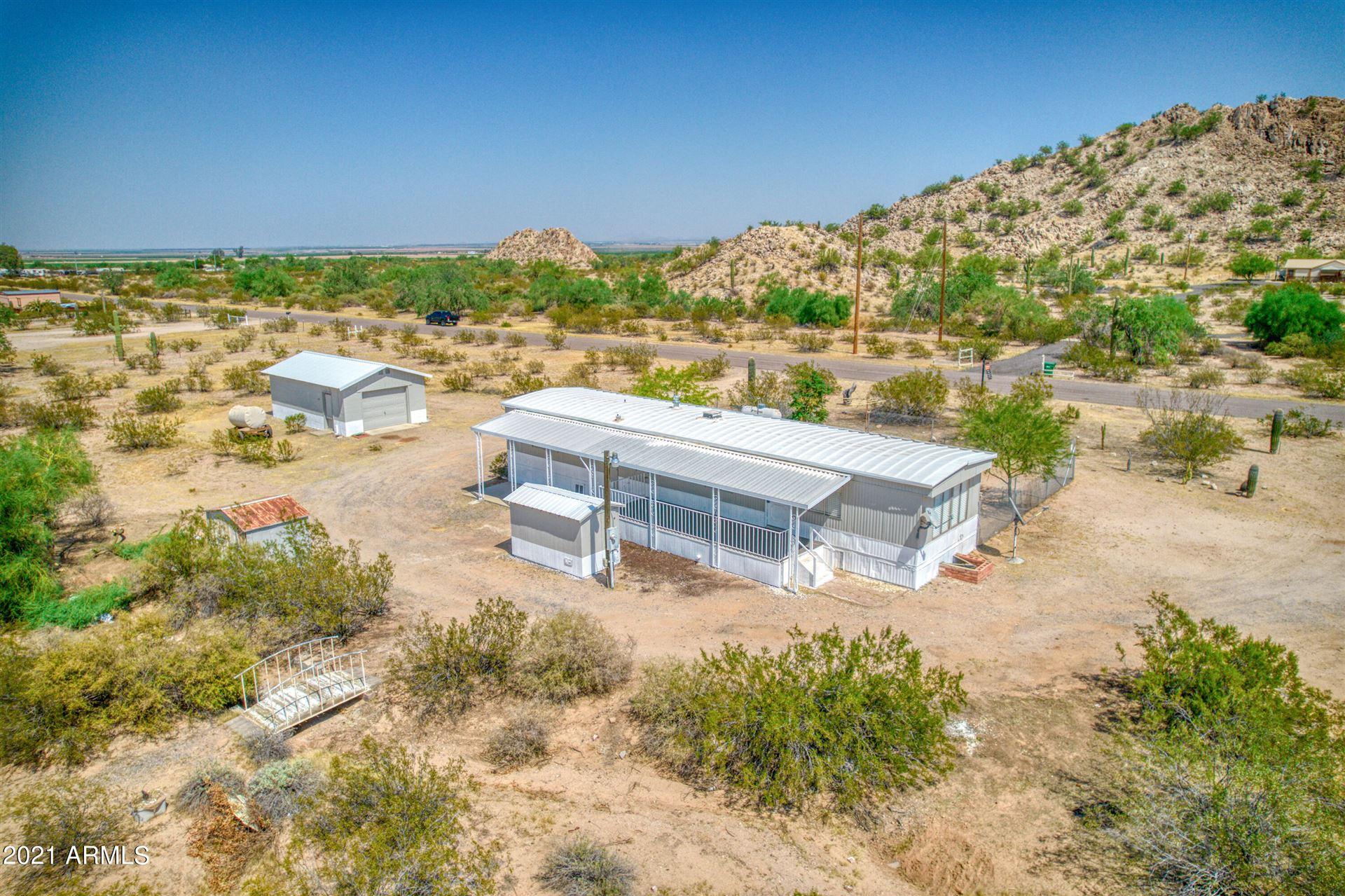 Photo for 116 N LIEBRE Road, Maricopa, AZ 85139 (MLS # 6294890)