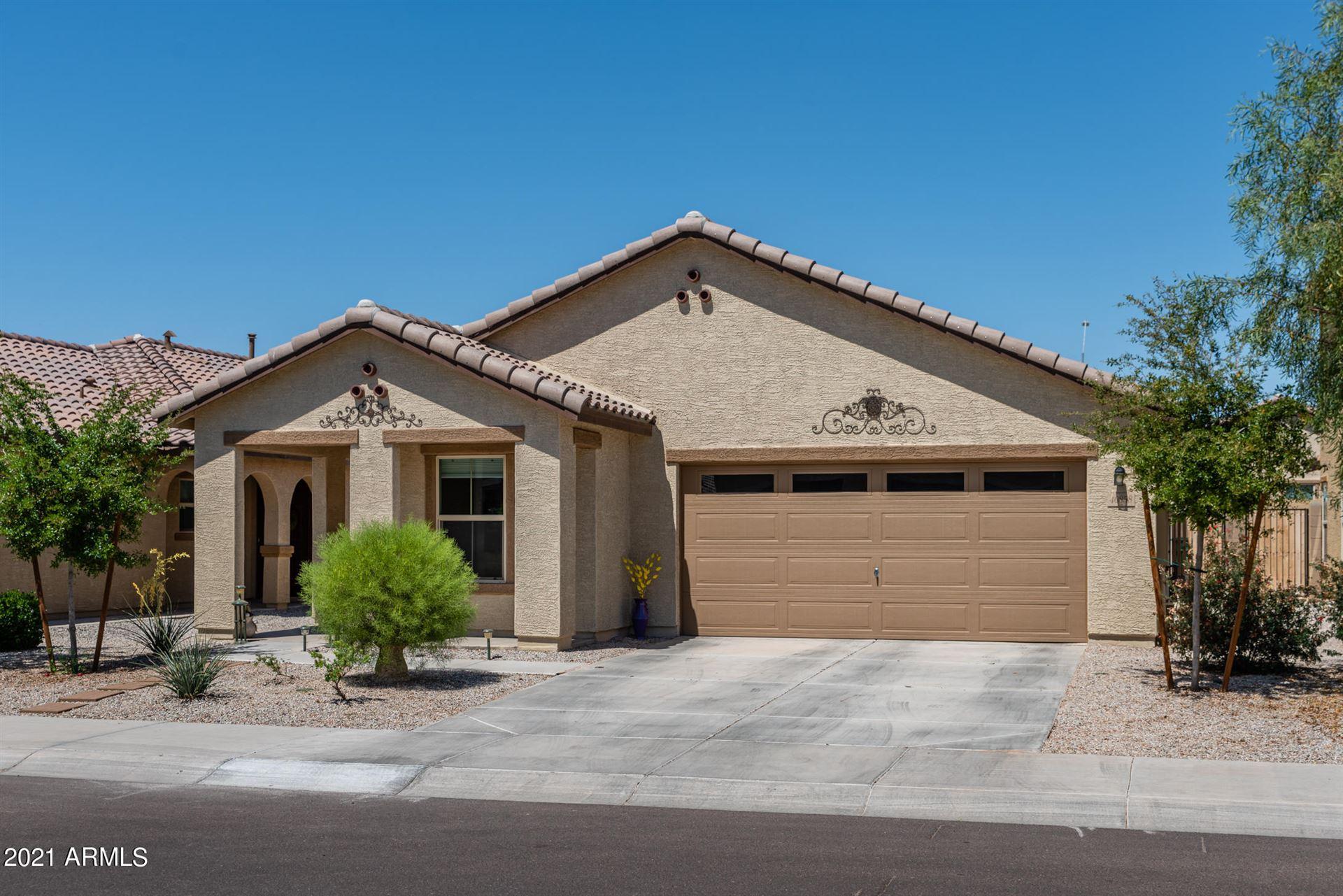 Photo for 40858 W PORTIS Drive, Maricopa, AZ 85138 (MLS # 6219891)