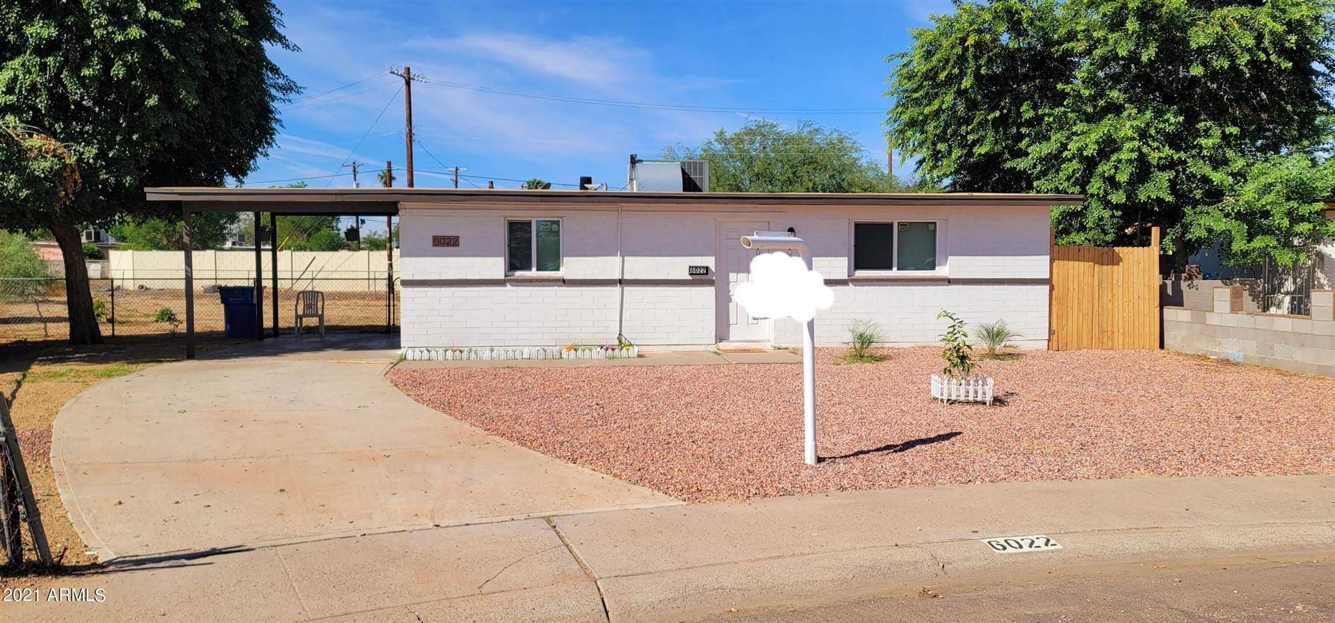 6022 S 23RD Street S, Phoenix, AZ 85042 - MLS#: 6270891