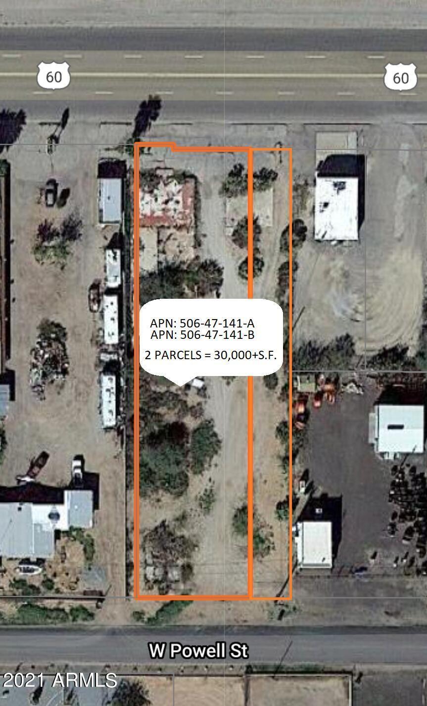 Photo of 512XX W US Highway 60 --, Aguila, AZ 85320 (MLS # 6209892)