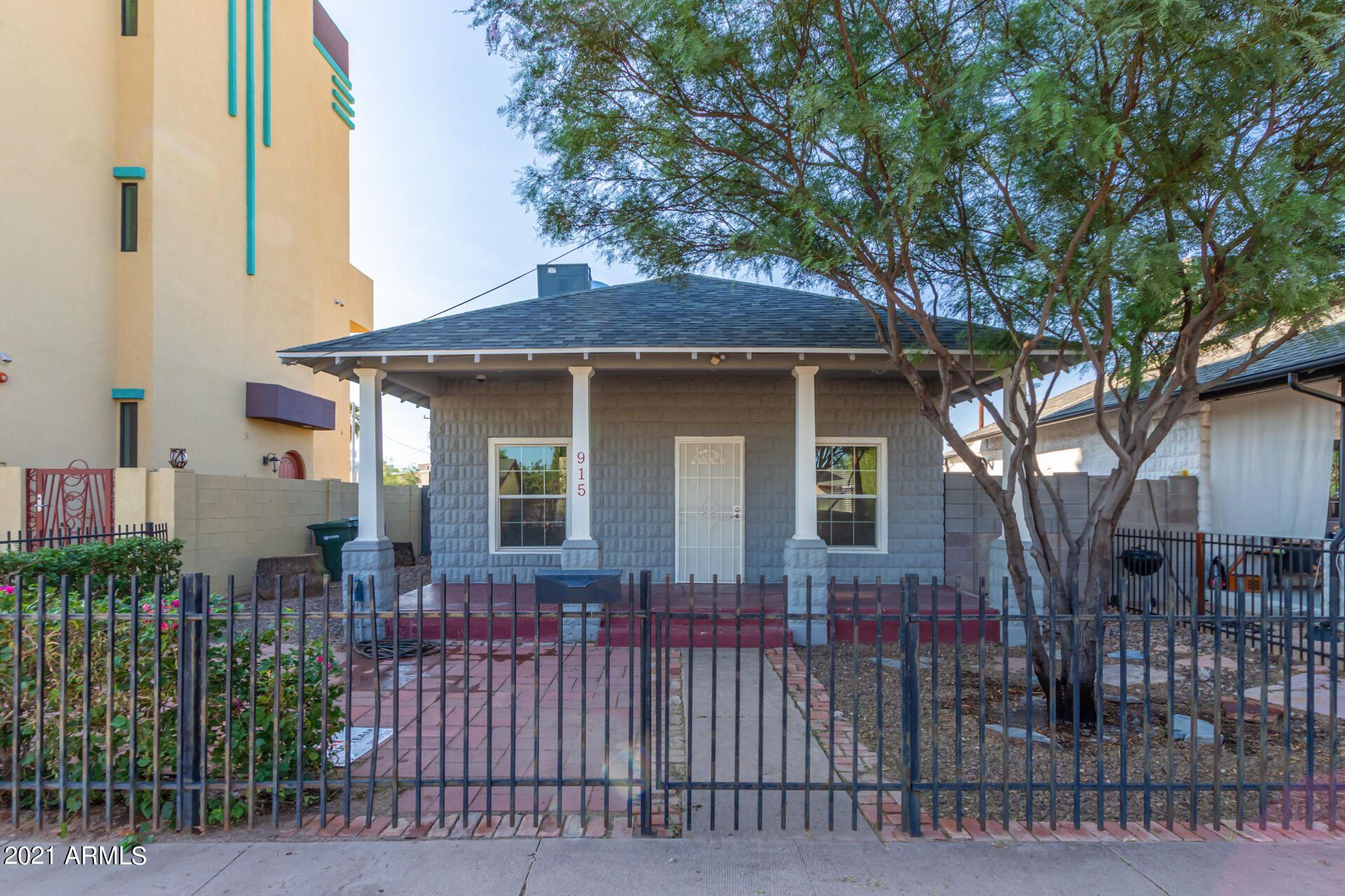 915 W FILLMORE Street, Phoenix, AZ 85007 - MLS#: 6296892