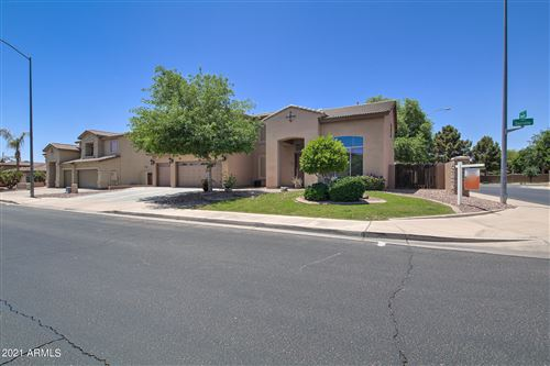 Photo of 2446 S SORRELLE --, Mesa, AZ 85209 (MLS # 6226893)