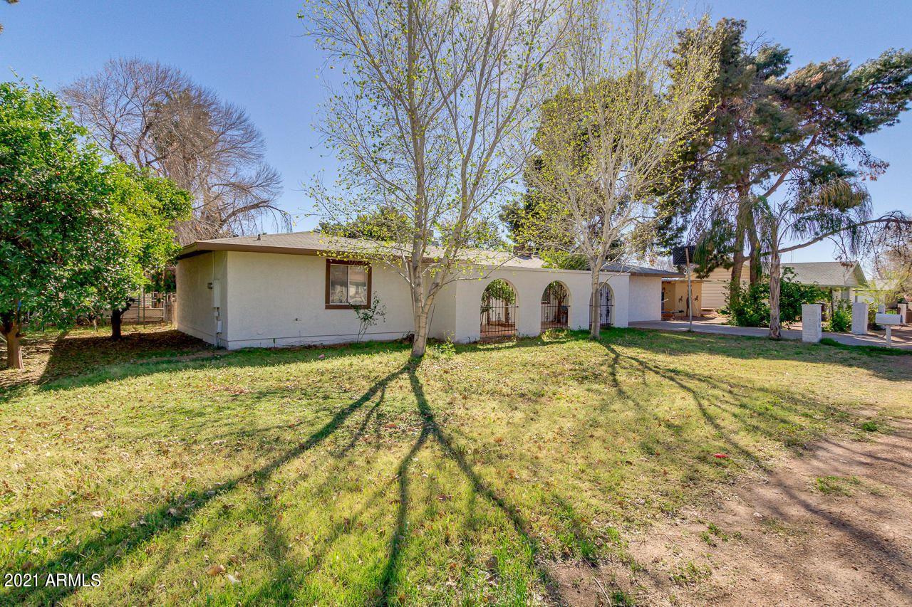 Photo of 9001 W LAWRENCE Lane, Tolleson, AZ 85353 (MLS # 6196893)