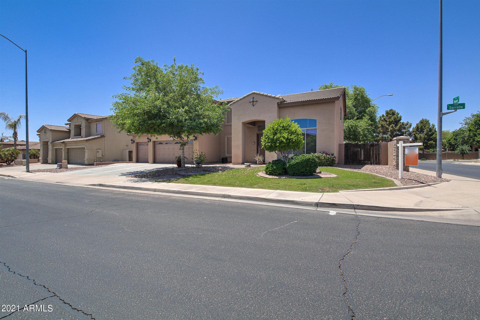 2446 S SORRELLE --, Mesa, AZ 85209 - MLS#: 6226893