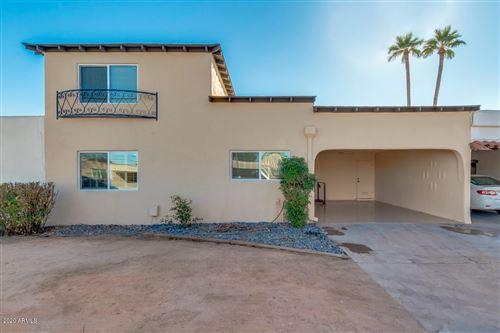 Photo of 7607 E CHAPARRAL Road, Scottsdale, AZ 85250 (MLS # 6165894)