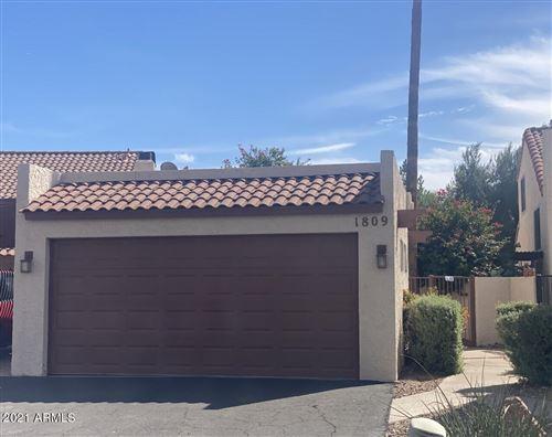 Photo of 1809 S TORRE MOLINOS Circle, Tempe, AZ 85281 (MLS # 6308894)