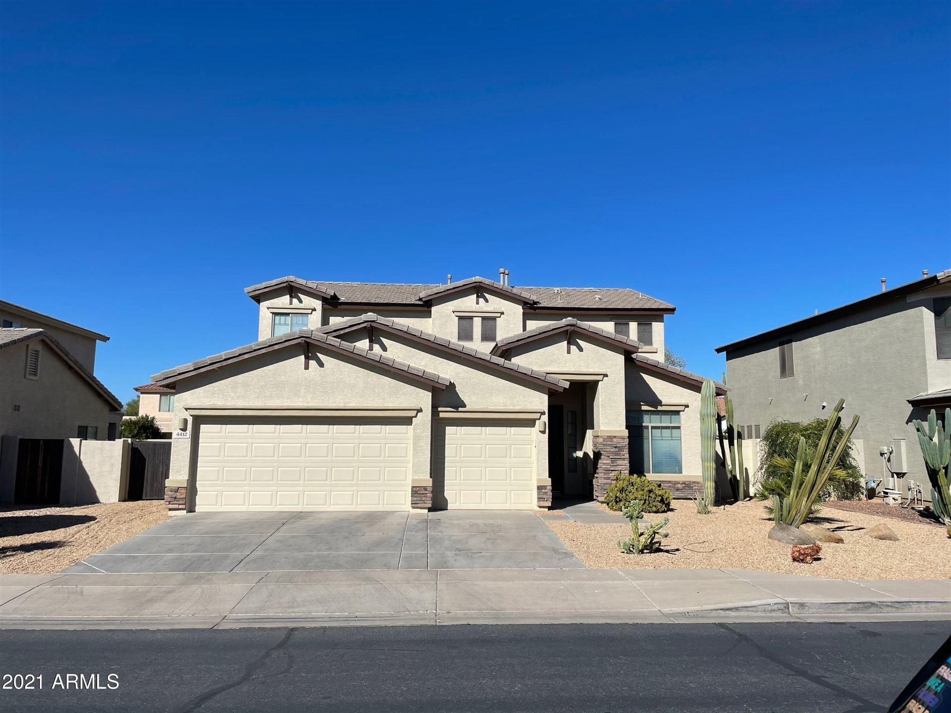 Photo of 4412 W PIEDMONT Road, Laveen, AZ 85339 (MLS # 6213894)