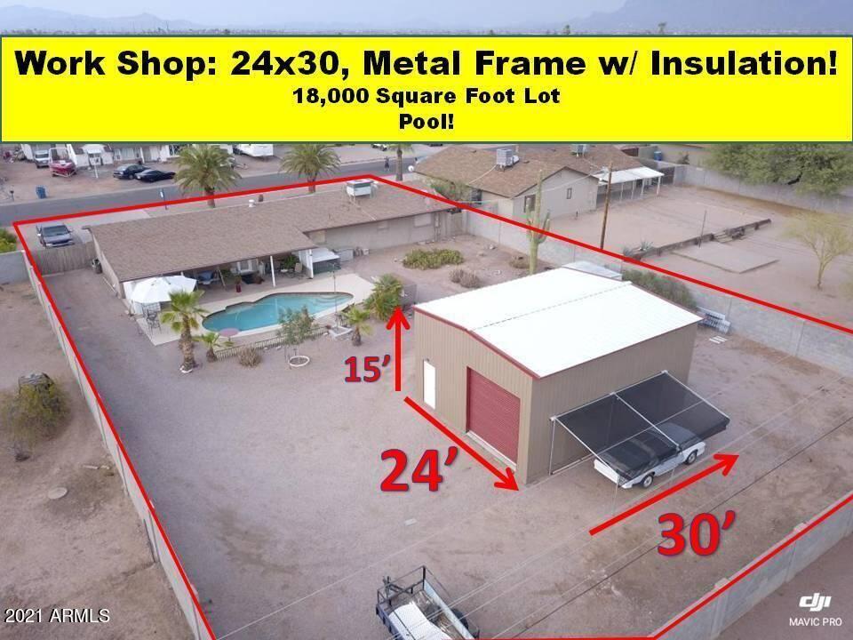 969 E KACHINA Avenue, Apache Junction, AZ 85119 - #: 6243894