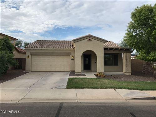 Photo of 1027 E BLUE SPRUCE Lane, Gilbert, AZ 85298 (MLS # 6293895)