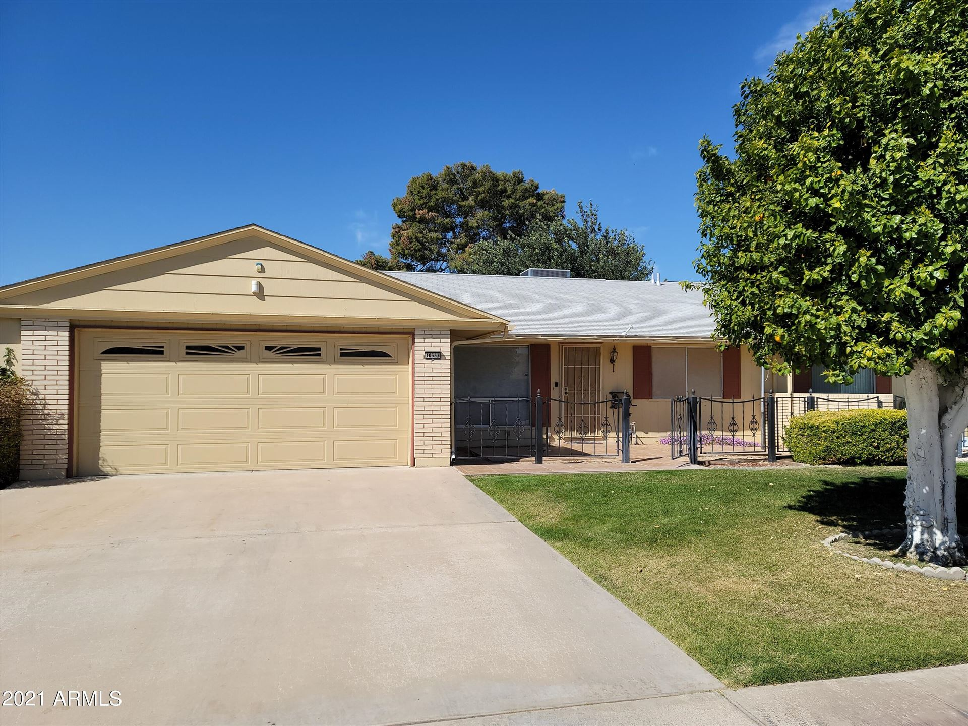 Photo of 10533 W TROPICANA Circle, Sun City, AZ 85351 (MLS # 6201895)