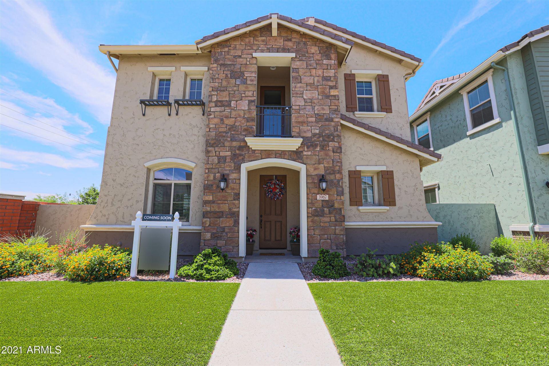 Photo of 3967 E GALVESTON Street, Gilbert, AZ 85295 (MLS # 6249895)