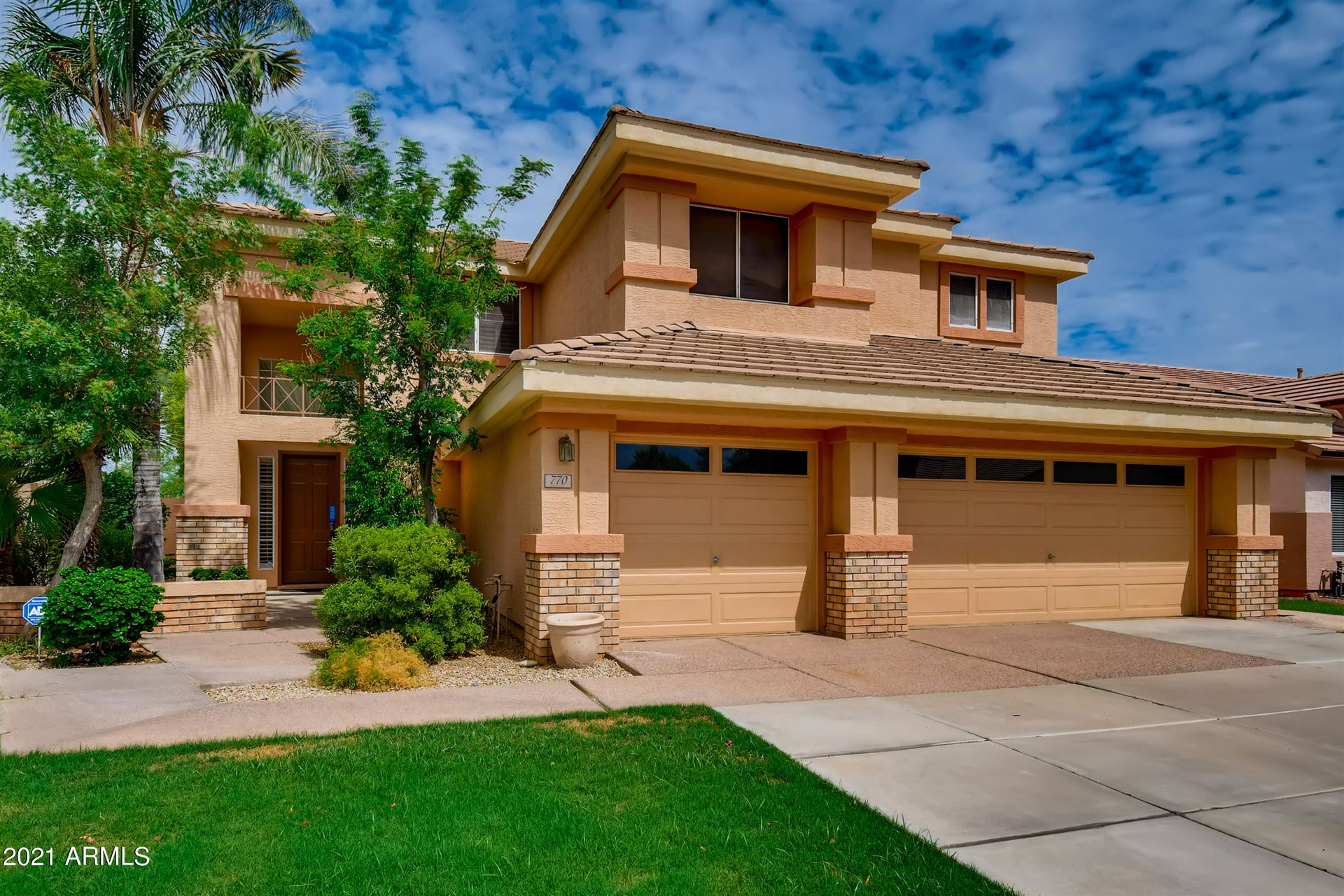 770 N NANTUCKET Street, Chandler, AZ 85225 - MLS#: 6265895