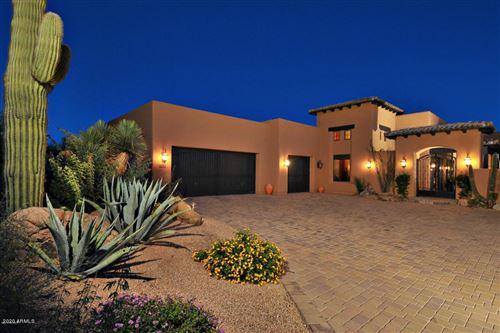 Photo of 10912 E RISING SUN Drive, Scottsdale, AZ 85262 (MLS # 6037896)