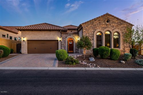 Photo of 8535 E Lockwood Street, Mesa, AZ 85207 (MLS # 6057898)