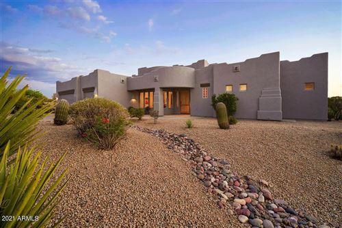 Photo of 36768 N TWILIGHT Trail, Carefree, AZ 85377 (MLS # 6238898)