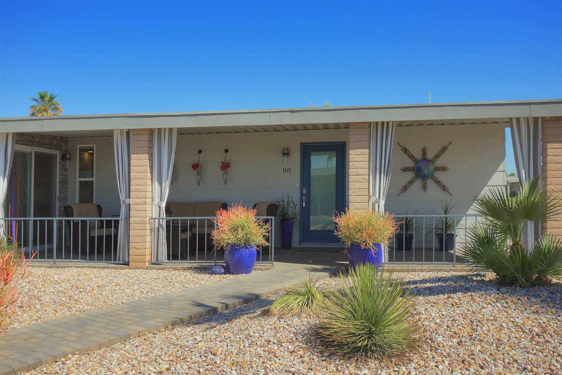 8350 E MCKELLIPS Road #88, Scottsdale, AZ 85257 - #: 6066898