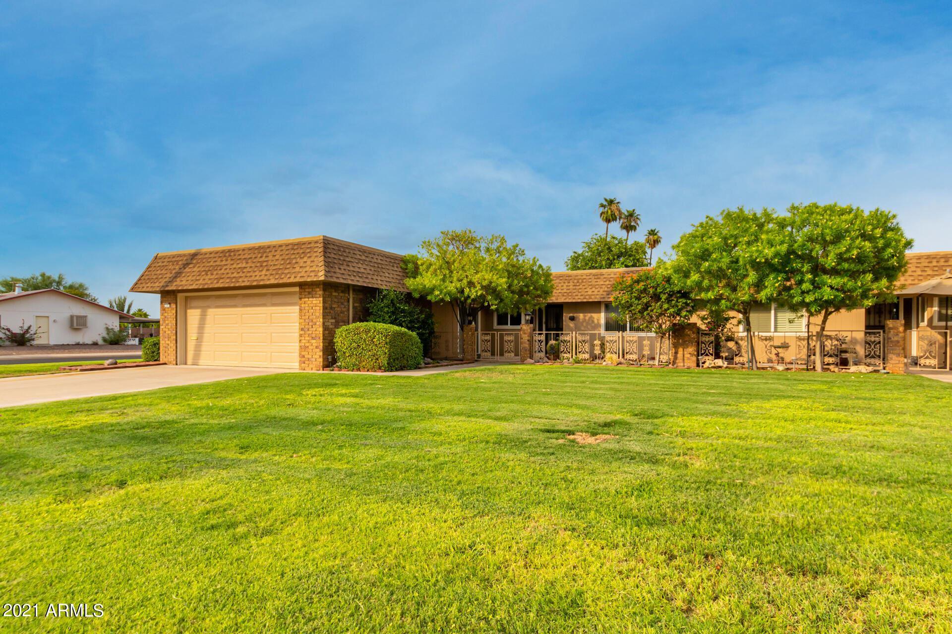 Photo of 15407 N BOSWELL Boulevard, Sun City, AZ 85351 (MLS # 6268898)
