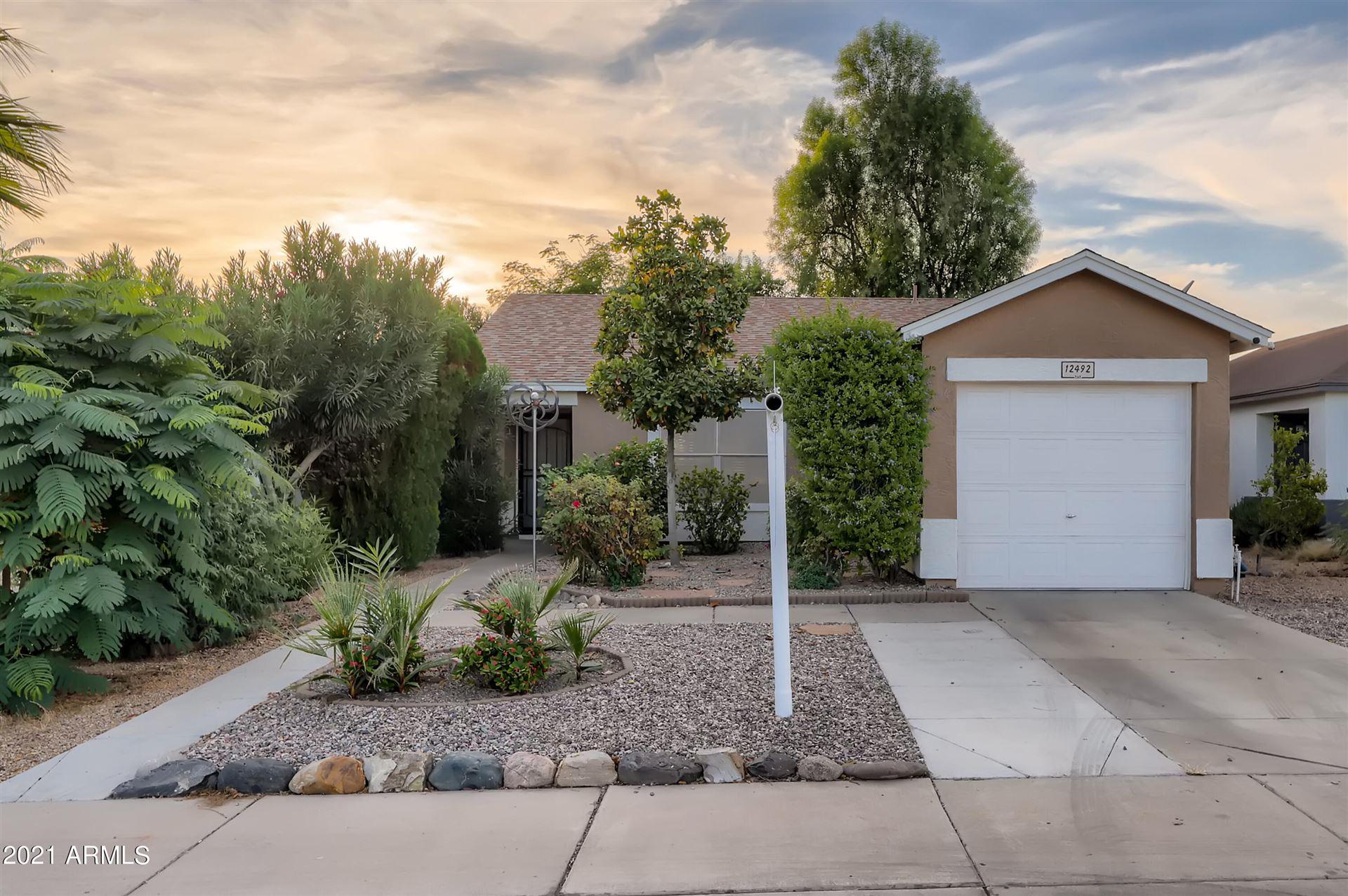 Photo of 12492 N B Street, El Mirage, AZ 85335 (MLS # 6307898)