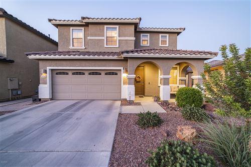 Photo of 3956 E NARROWLEAF Drive, Gilbert, AZ 85298 (MLS # 6162899)