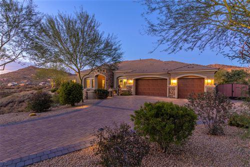 Photo of 2612 W RAPALO Road, Phoenix, AZ 85086 (MLS # 6165899)