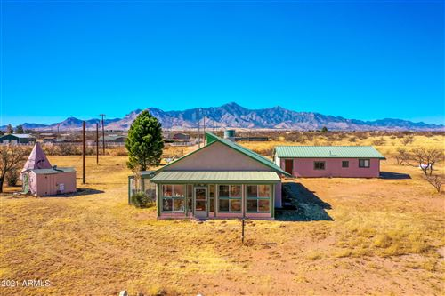 Photo of 10535 E VALLEY WINDS Avenue, Hereford, AZ 85615 (MLS # 6181899)